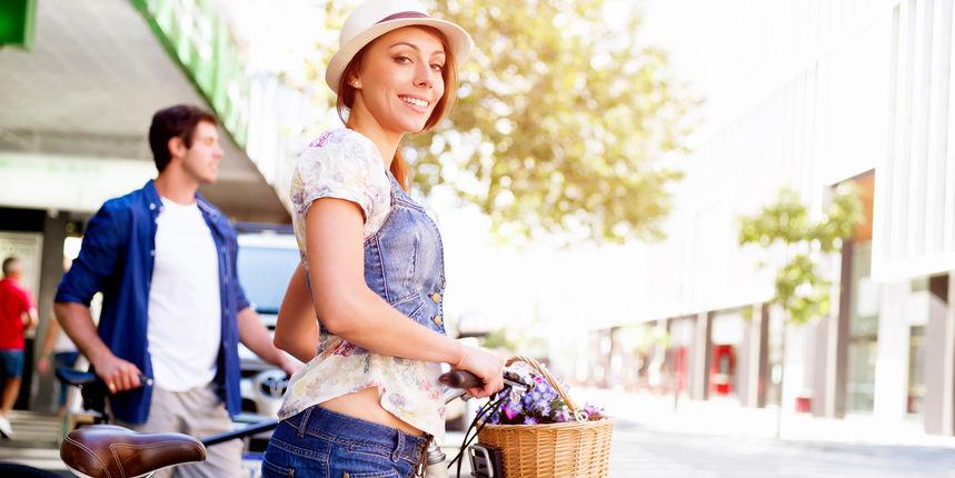 Koja je prava veličina bicikla za žene?