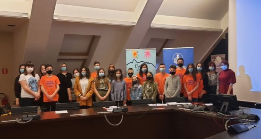 Obilježena 10. godišnjica saziva prvog Dječjeg gradskog vijeća Grada Ogulina, u trenutnom VI. sazivu vodit će ga Tin Ćićak