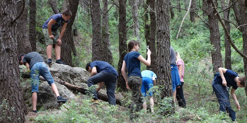 Besplatne znanstvene radionice u park šumi Musapstan