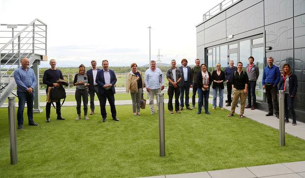 U PP Vransko jezero održan sastanak dionika za plan prilagodbe na klimatske promjene
