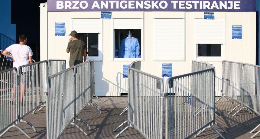 Stožer objavio brojke: Imamo 191 novozaraženu osobu, Hrvatska opet probila granicu od 1000 aktivnih slučajeva