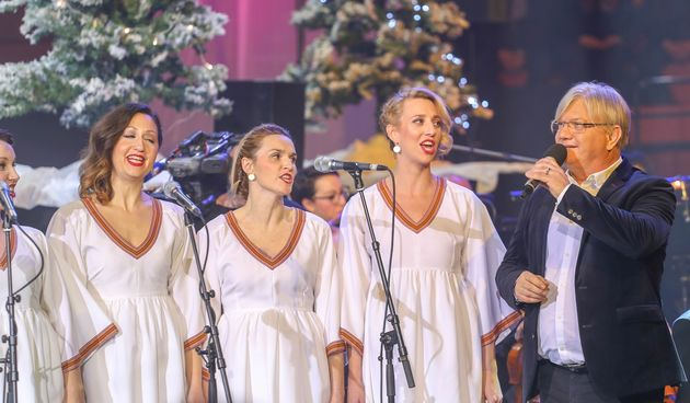 Prekrasna atmosfera na 'Božiću u Ciboni', nastupao i Mirko Švenda Žiga