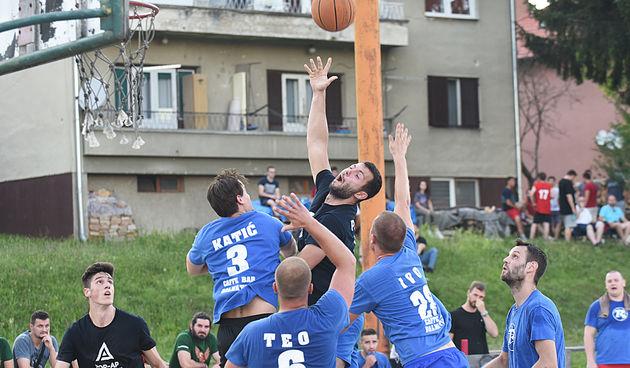 Košarkaška HAKL liga 27.06.2020