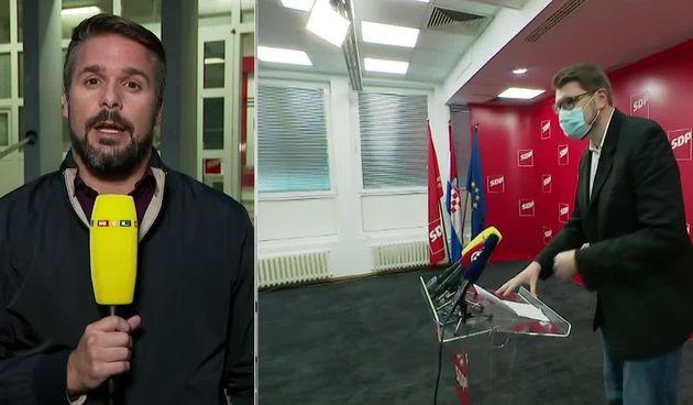 Ilija Radić ispred SDP-a