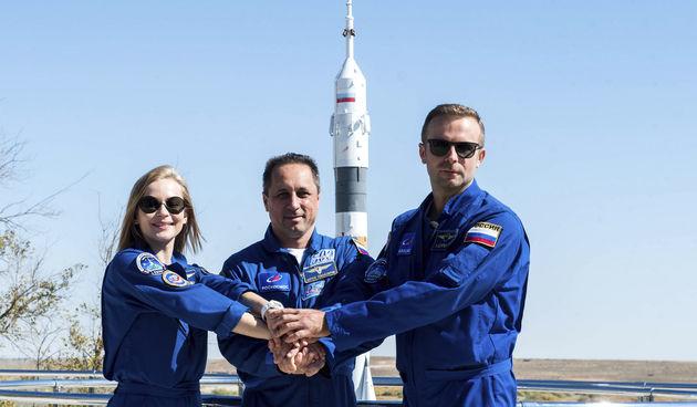 Svemirski brod Sojuz MS-18