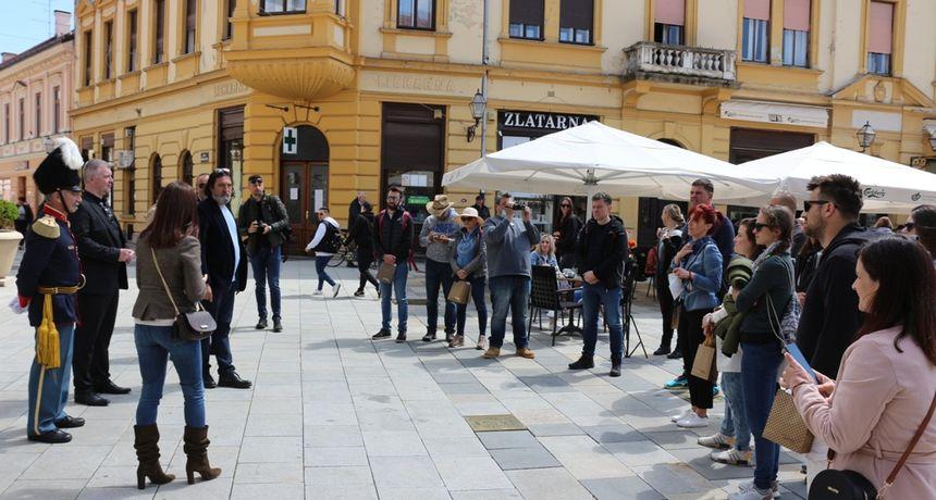 Varaždin se predstavio turističkim agencijama u najboljem svjetlu