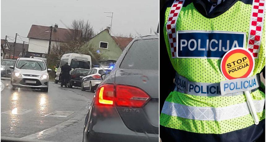 PROMETNA NESREĆA U MAČKOVCU Vozačica (29) autom udarila u autobus