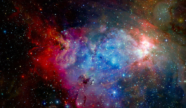 univerzum svemir zvijezde