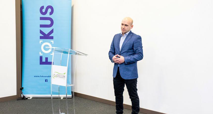 DARKO ZVER Kandidat za gradonačelnika Čakovca predstavio drugu točku svog programa