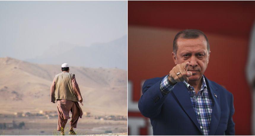 Erdogan pozvao talibane da okončaju 'okupaciju' Afganistana