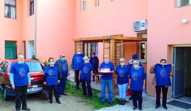 Crveni križ Slunj obilježio Međunarodni dan starijih osoba