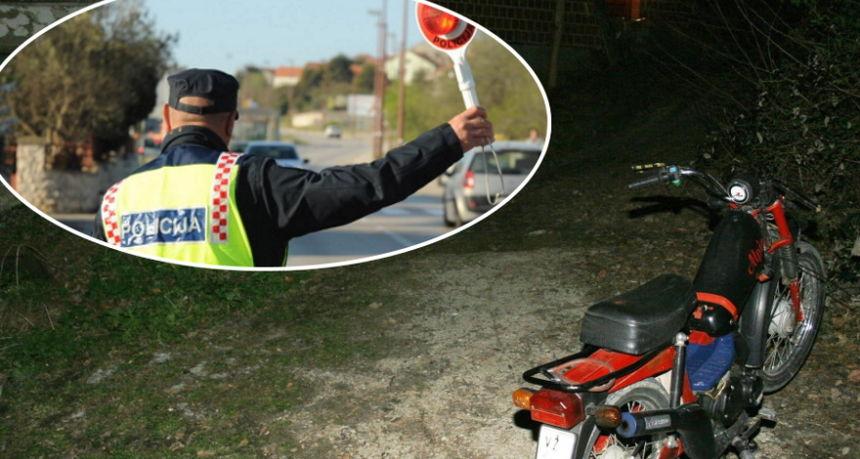 Motoristu kod Ludbrega prijeti kazna od 63.000 kuna. Radi se o dobro poznatim prekršajima