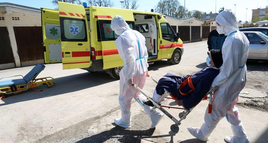 Stanje po županijama: U Zagrebu je u subotu zabilježeno 570 novozaraženih