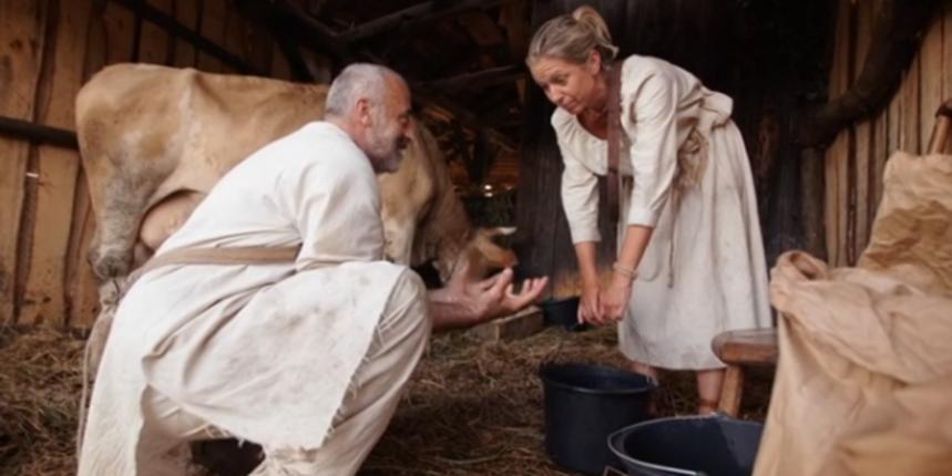 Ivu kravlje vime podsjeća na ženske grupi, a Božica uvodi sankcije za Tina
