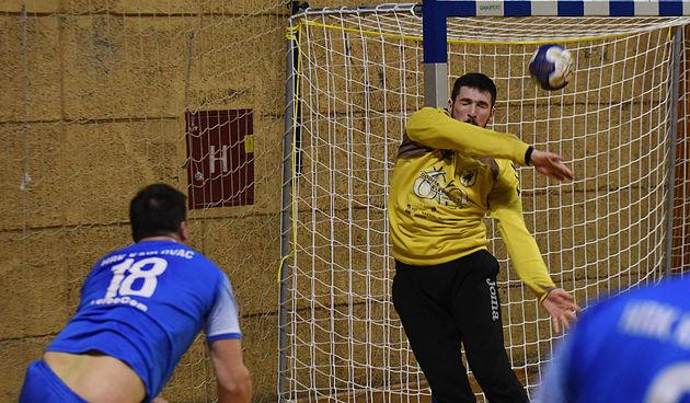 Rukometaši Karlovca lakom pobjedom protiv Splićana (33:26) okončali sezonu i profeštali (vjerojatni) ulazak u Premijer ligu
