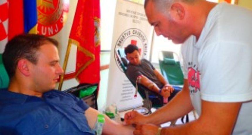U Slunju održana peta ovogodišnja akcija dobrovoljnog darivanja krvi - odazvalo se 108 darivatelja