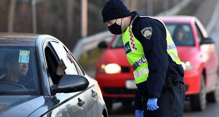 Policija najavila nove akcije, fokus je na vozačima koji konzumiraju alkohol i droge