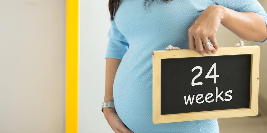 Trudnoća po tjednima: 24. tjedan trudnoće