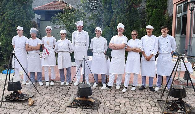 Natjecanje u kuhanju fiš paprikaša 2.10.2020.