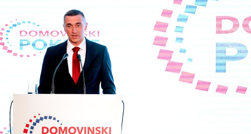 Penava izabran za predsjednika Domovinskog pokreta