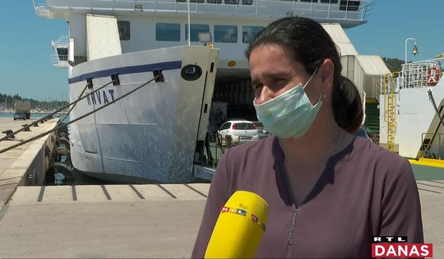 Kako na ulicama, tako i na moru: Maskice su od sada obavezne i na trajektima