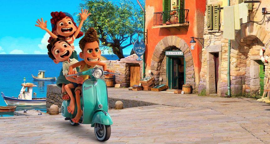 Luca: Pixarova šarena ljetna razglednica Italiji, prijateljstvu i odrastanju