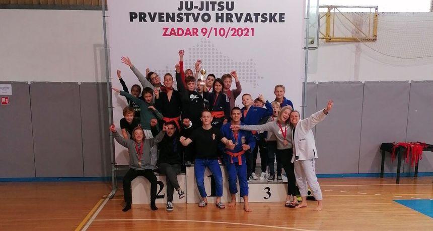 Osječki Ju Jitsu klub Tatami vice prvak Hrvatske