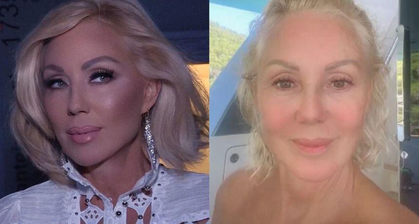 Uvijek sređena Lepa Brena pokazala lice bez šminke: Dok joj se neki dive,  drugi poručuju da smanji botoks - RTL TABLOID