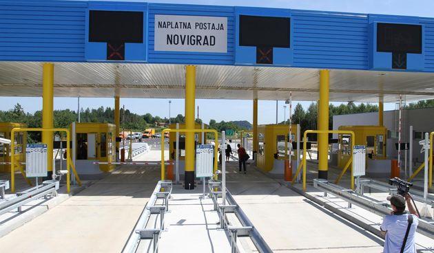 Naplatna postaja Novigrad