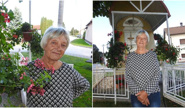 ZBOG NJE JE KAPELICA U DIVNOM CVATU Katica Oreški brine za Sveto Trojstvo u Pretetincu
