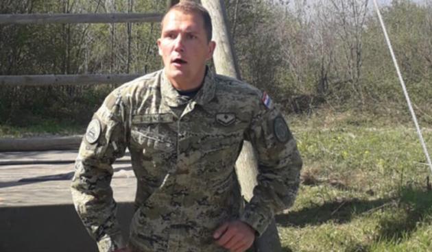 Osječanin najspremniji vojnik na međunarodnom natjecanju