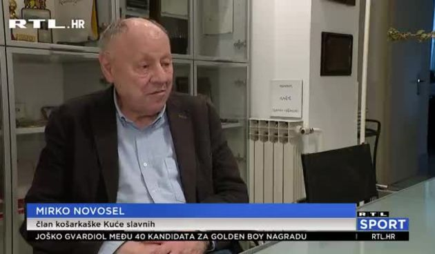 Novosel: 'Jako me potresla vijest o smrti Dude Ivkovića' (thumbnail)