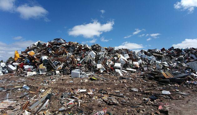 miješani komunalni otpad