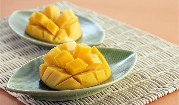 Znate li kako se reže mango?