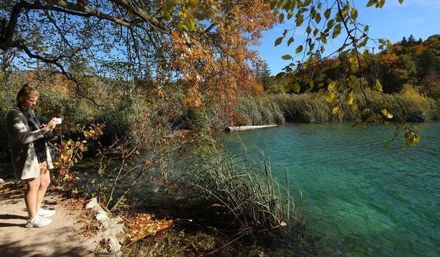 Jesenska idila u Nacionalnom parku Plitvička jezera