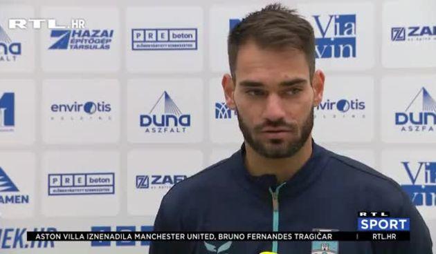 Ivušić o reprezentaciji: 'Nije bilo treme, nogomet je moj posao' (thumbnail)