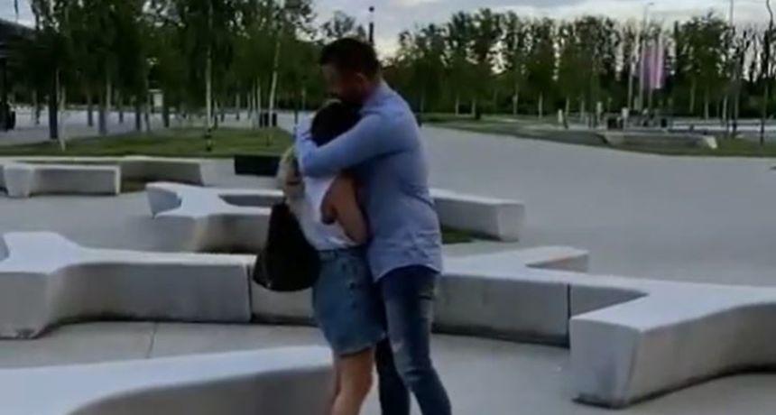 Nova ljubav? Ecija Ivušić objavila video na kojem se ljubi s poznatim glazbenikom