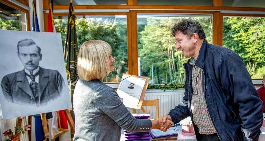Ludbreški pjesnik Aleksandar Horvat osvojio nagradu u Loboru