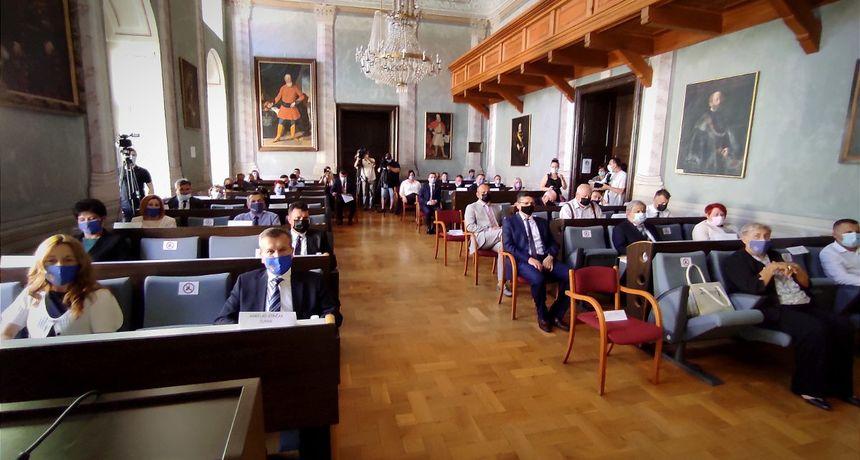 Novi predsjednik Županijske skupštine je Josip Križanić, evo i imena svih 37 vijećnika