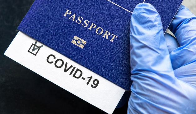 covid putovnica