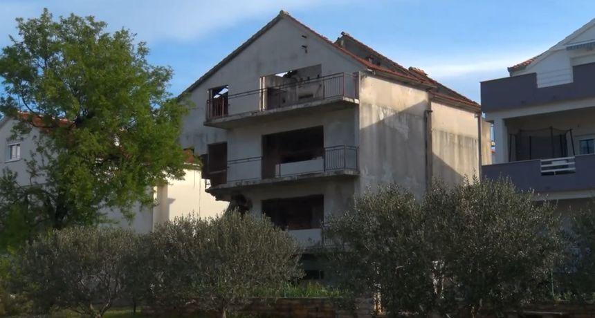 U Zadru je još tridesetak ruševnih objekata zaostalih iz Domovinskog rata!