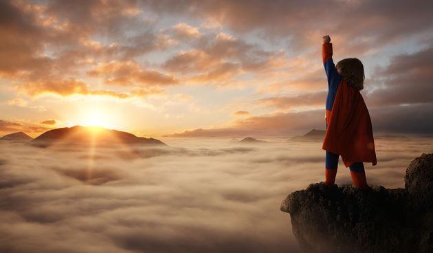 Dječak superjunak