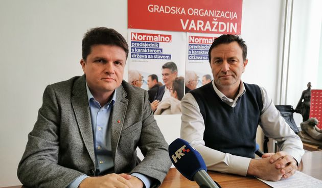 SDP, Miroslav Marković, Neven Bosilj