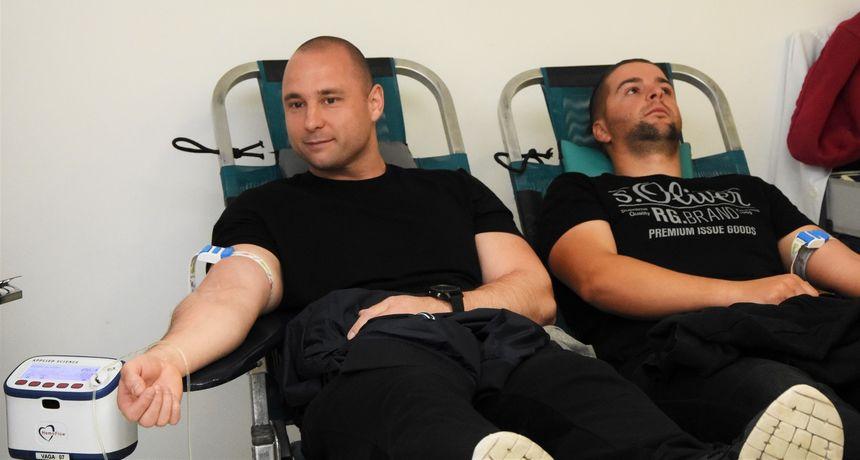 GESTA ZA SVAKU POHVALU Čakovečki sportaši u ponedjeljak daruju krv kako bi nekome spasili život