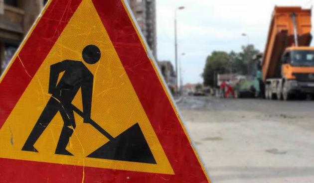 Zbog radova nova regulacija prometa na Baniji iduća tri mjeseca: Zatvoren dio Vrazove, smiju stanari, hitne službe i izvođač radova