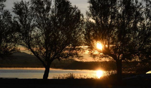 Bajkovito jesensko jutro u Parku prirode Vransko Jezero