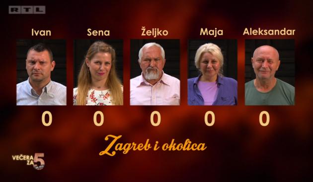 kandidati Zagreb i okolica