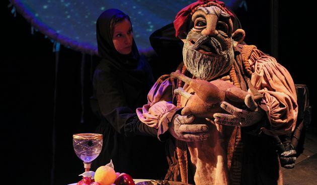 Vikend u Dječjem kazalištu: Ljepotica i zvijer tri puta na daskama