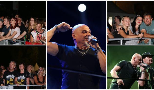Koncert Opće opasnosti u Čakovcu