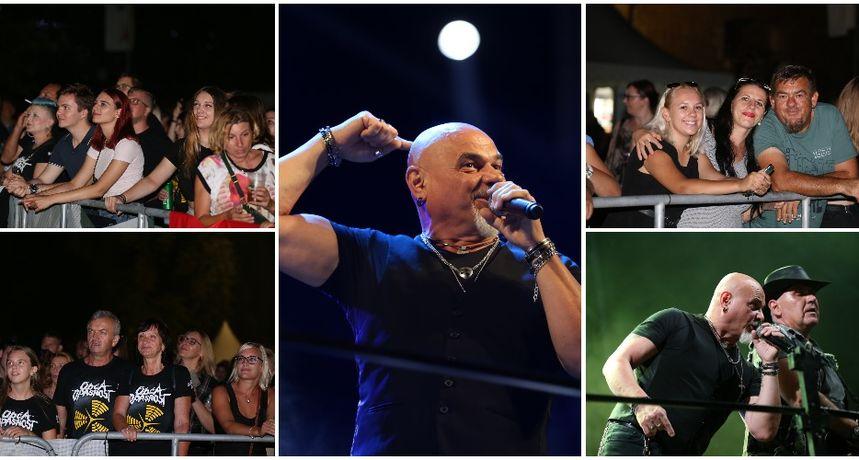 VIDEO I FOTO Drugi dan Porcijunkulova odličnim rockerskim nastupom zaključila Opća opasnost